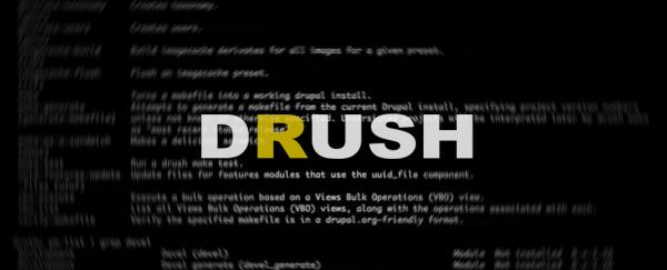 Drush command